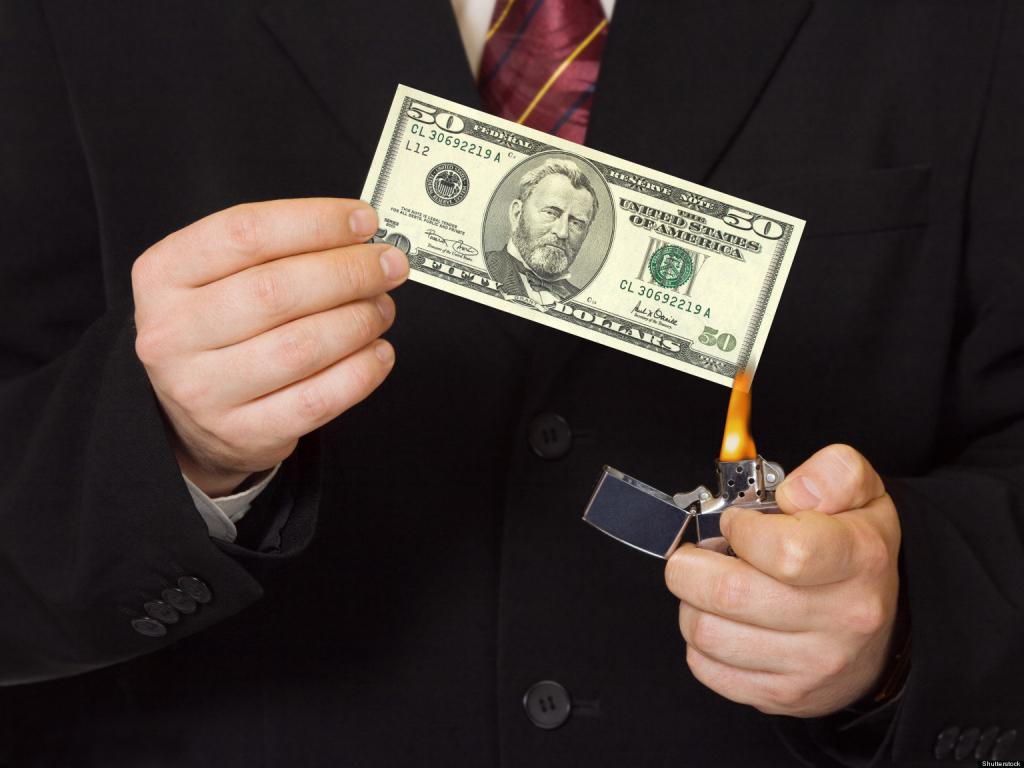 EXPENSIVE-MONEY